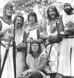 Monty Python илиЖизнь какАбсурд. Изображение № 2.