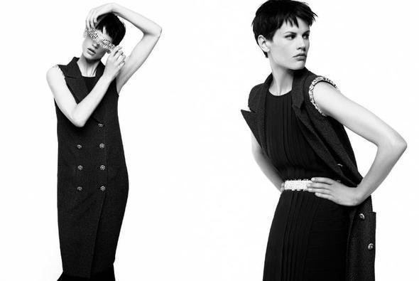 Изображение 7. Chanel Cruise 2012 Collection.. Изображение № 7.