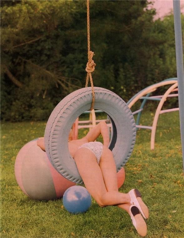 Madonna дляVanity Fair 1992 год. Изображение № 8.
