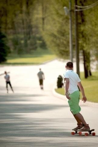 Изображение 6. Longboard Day в парке Одинцово.. Изображение № 2.