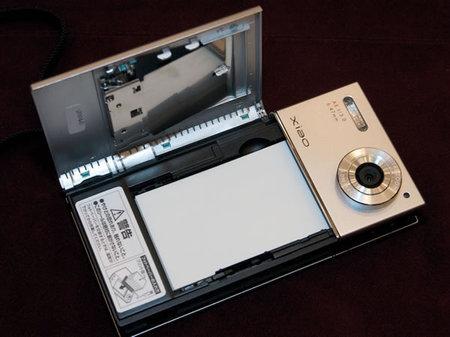 Первая цифровая камера совстроенным принтером. Изображение № 2.