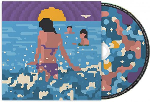 Siggi Eggertsson. Мозаика. Изображение № 10.