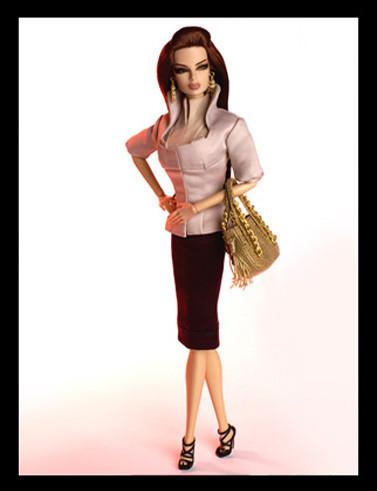Fashion Royalty. Воплощенный кукольный гламур. Изображение № 12.