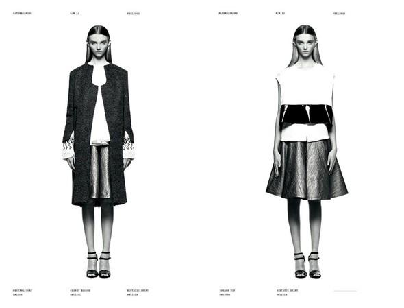 Минимальная ставка: Новые дизайнеры-минималисты. Изображение №2.