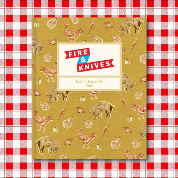 Съедобное-несъедобное: 10 журналов о еде и выпивке. Изображение № 4.