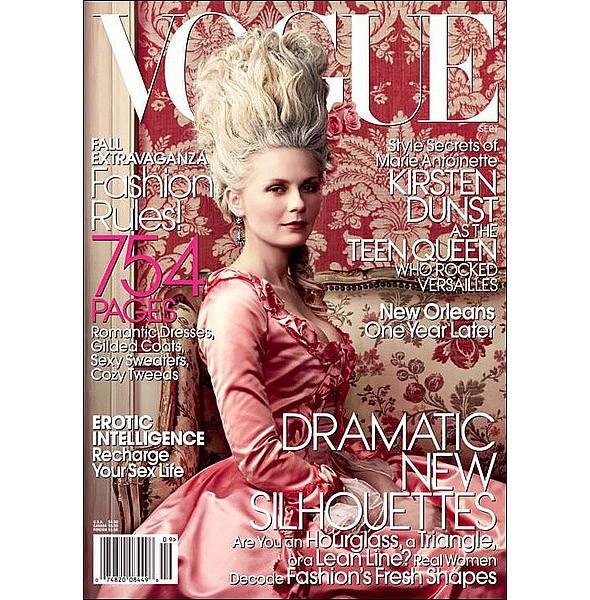 Сентябрьский номер Vogue: все толще. Изображение № 3.