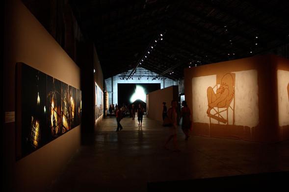 Международная выставка современного исскуства вВенеции. Изображение № 40.