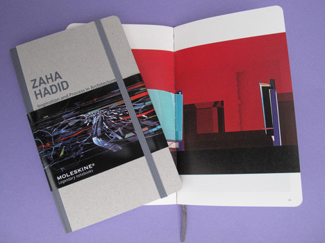 Moleskine Inspiration And Process In Architecture. Изображение № 3.