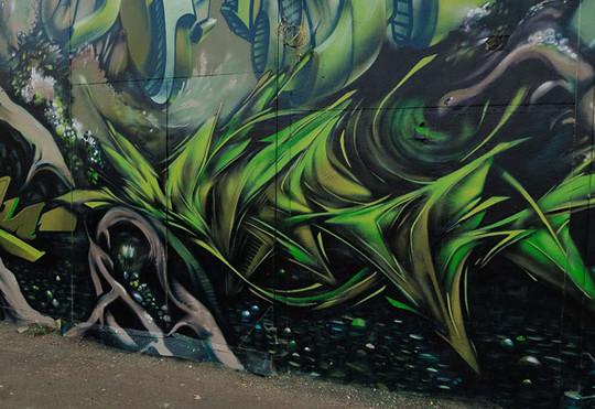Интервью с граффити райтерами: Morik1. Изображение № 9.