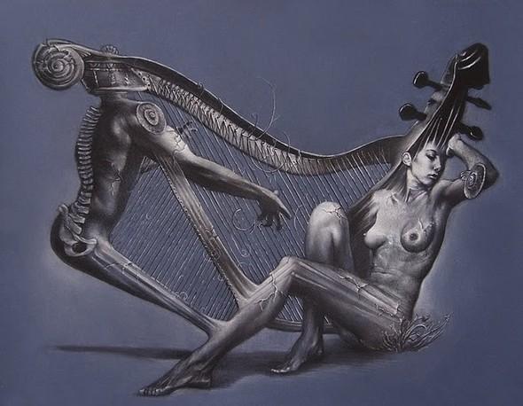 Женственный машинариум Джефри Ритчера. Изображение № 20.
