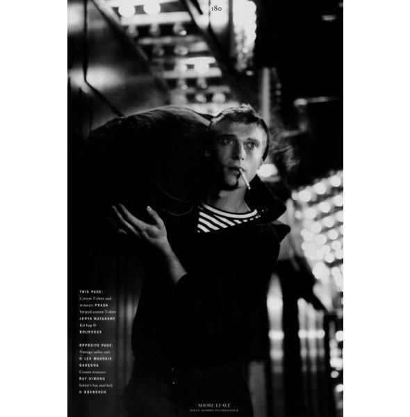 Изображение 18. Мужские съемки: GQ, Vogue Hommes и другие.. Изображение № 16.
