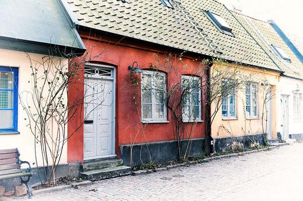 Старый город (gamla västra), Мальмё. Изображение №53.