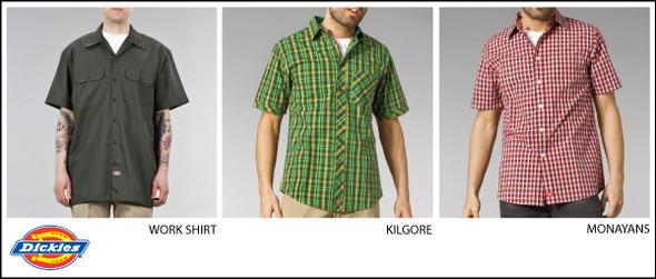 Dickies весна 10. Просто одежда для непростого человека. Изображение № 12.