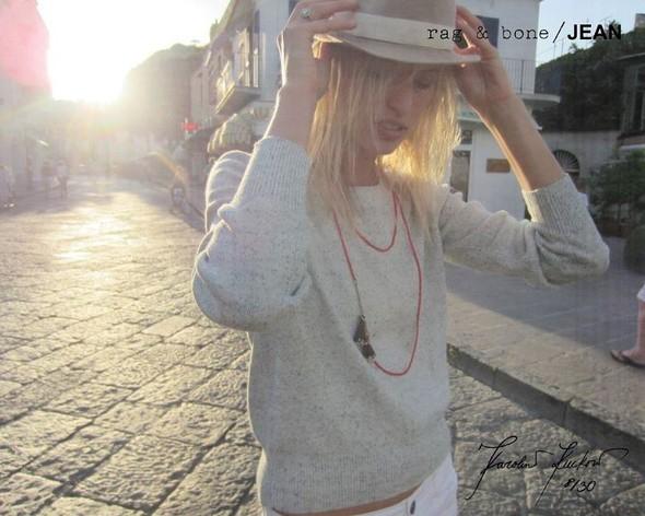 Кампания: Хелена Кристенсен сняла Каролину Куркову для Rag & Bone. Изображение № 8.