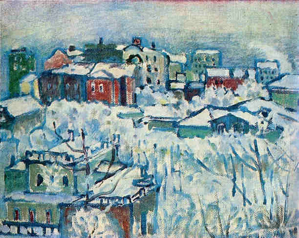 Коллекция работ В.В. Кандинского. Изображение № 80.