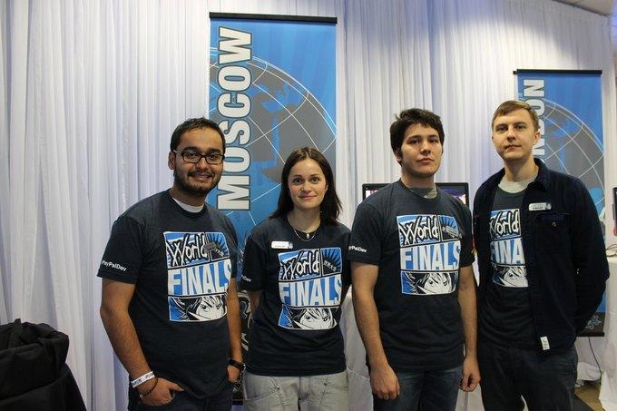 Команда из России выиграла хакатон PayPal Battle Hack. Изображение № 1.