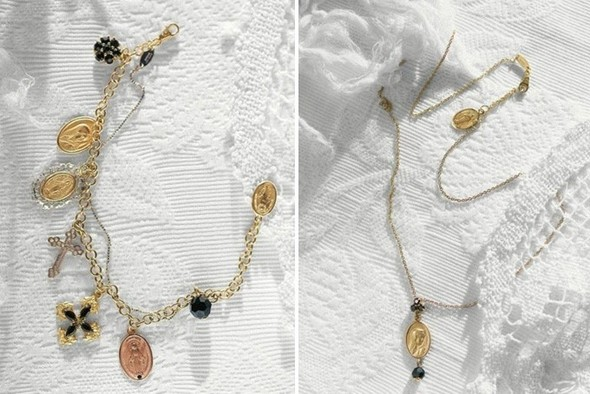 Кампания: Бьянка Балти для Dolce & Gabbana. Изображение № 10.