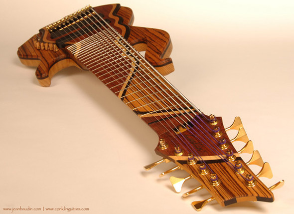 Необычные бас-гитары prt.2. Изображение № 8.
