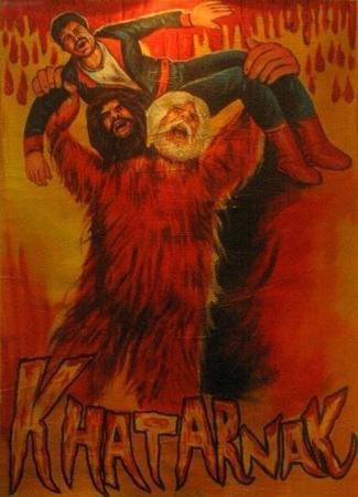 Афиши индийских фильмов ужасов. Изображение № 10.