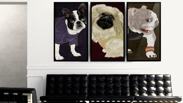 Изображение 3. Framed - новая платформа для современного, цифрового искусства.. Изображение № 2.