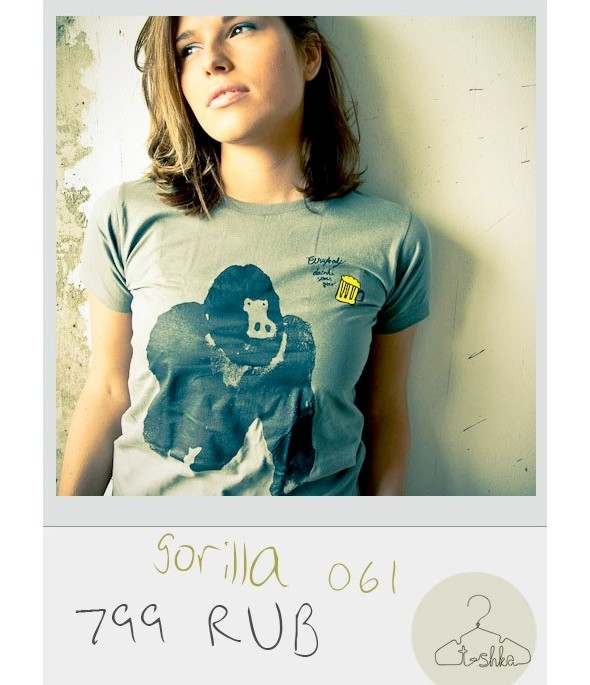 T-shka: магазин футболок на «Красном Октябре». Изображение № 6.