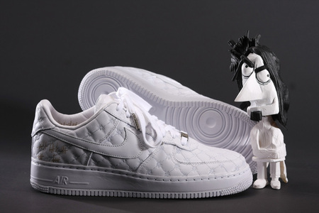 Michael Lau x Nike 1World Air Force 1 Project. Изображение № 7.
