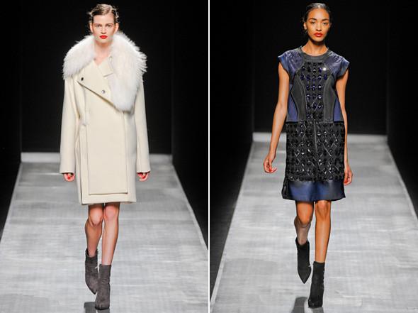 Показы Milan Fashion Week FW 2012: День 4. Изображение № 5.