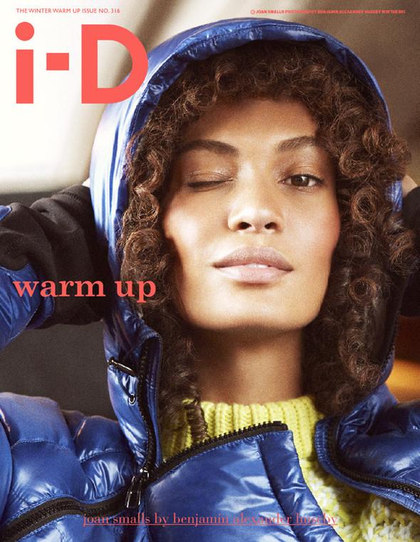 Обложки: i-D и Harper's Bazaar. Изображение № 1.
