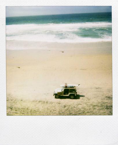 Polaroid cars. Изображение № 5.
