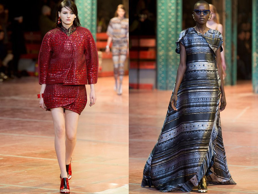 Неделя моды в Париже: Дни 5 и 6. Изображение № 21.