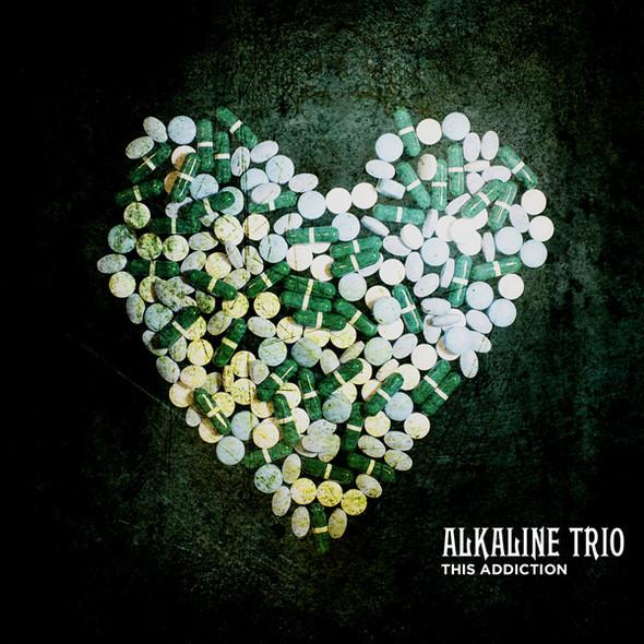 Alkaline Trio выпустили новый альбом This Addiction. Изображение № 2.
