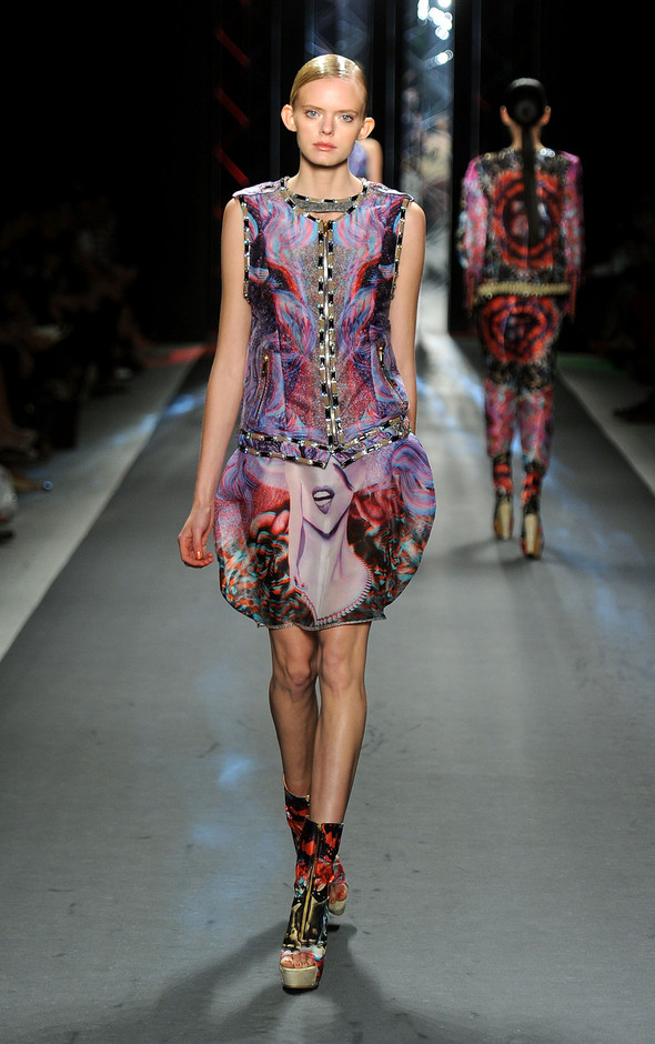 New York Fashion Week Spring 2012: День четвертый. Изображение № 2.
