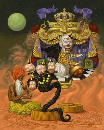 Эйсид-поп сюрреализм Тодда Шорра. Изображение № 25.