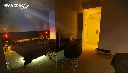 Отель-магазин синдивидуальной отделкой каждого номера. Изображение № 24.
