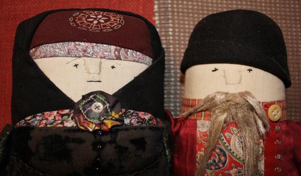 Куклы отМарины Беспаловой. Изображение № 6.