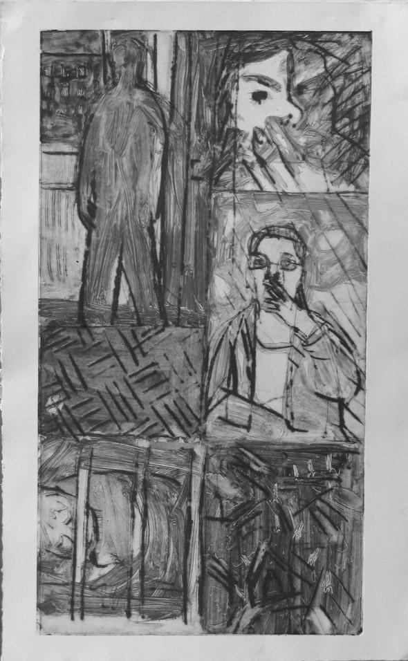 Победители конкурса «Черно-белые портреты». Изображение № 9.