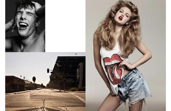 Изображение 6. Съемки: AnOther Man, Interview, Madame Figaro и Vogue.. Изображение № 6.