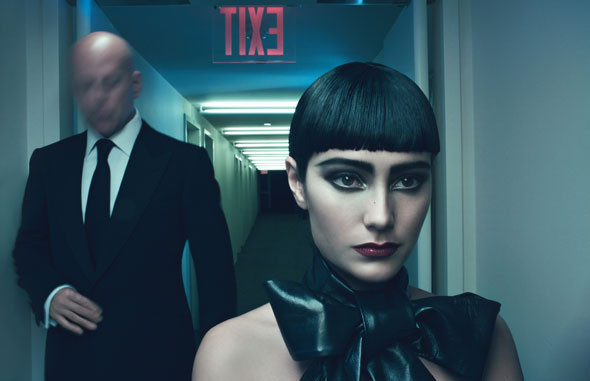Mr. & Mrs. Willis by Steven Klein. Изображение № 6.