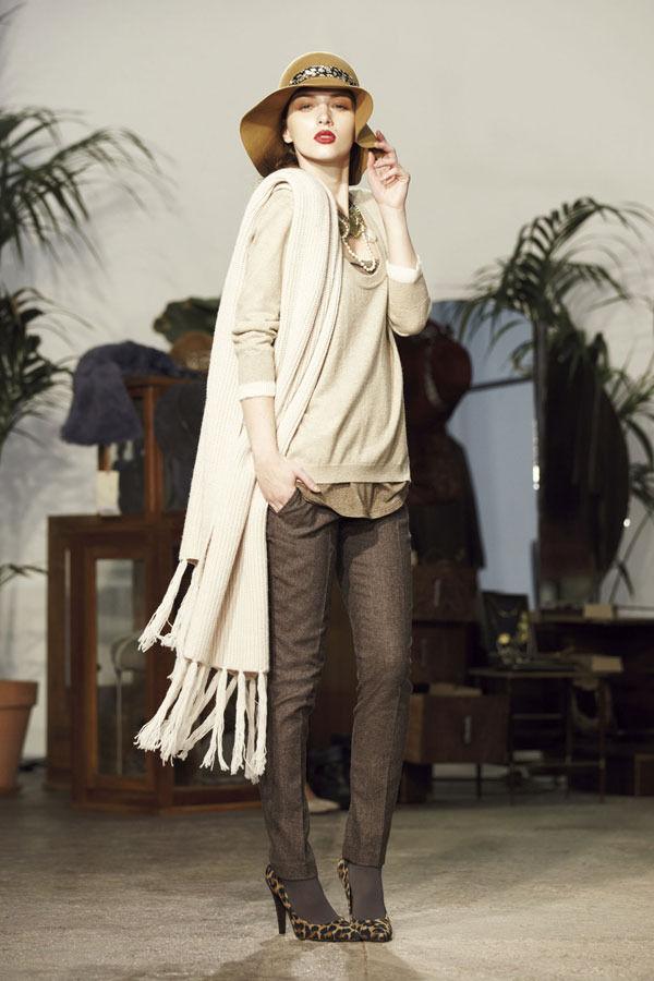 Ретро всегда в моде. Aniye By, осень-зима 2012/13. Изображение № 3.