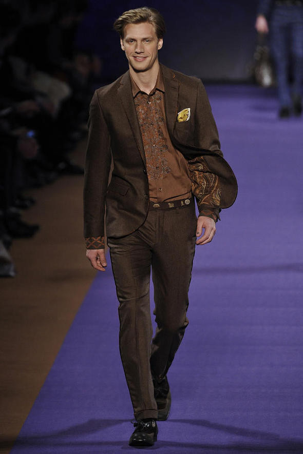 Изображение 150. Milan Fashion Week. Часть 1.. Изображение № 166.