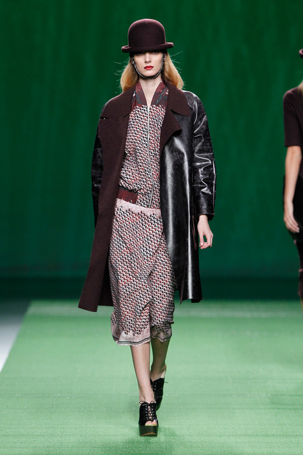 Madrid Fashion Week A/W 2012: Martin Lamothe. Изображение № 1.