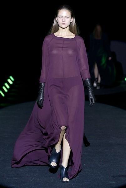 Изображение 8. Volvo Fashion Week. День 2. Cyrille Gassiline FW 2011.. Изображение № 8.