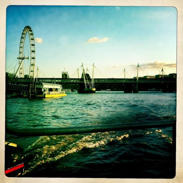 Лондон глазами парижанки. Изображение № 12.
