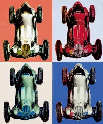 Автомобиль как искусство. Энди Уорхол. Изображение № 8.