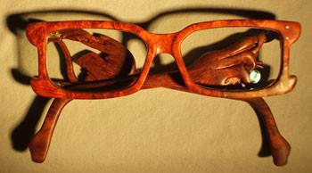 Деревянные оправы отUrban Spectacles. Изображение № 4.