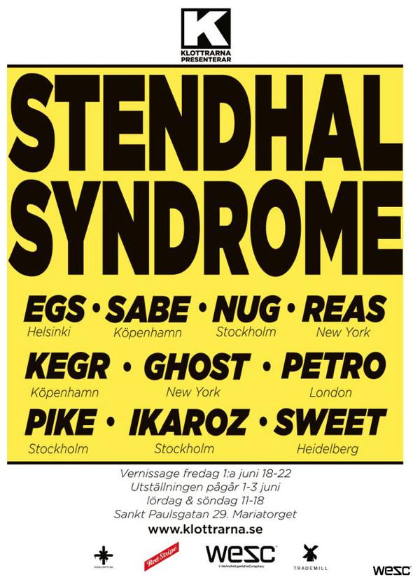 Синдром Стендаля: лучшие графферы последних тридцати лет. Изображение № 1.