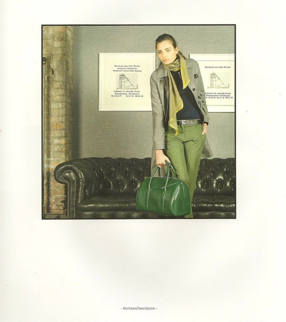 Lookbook Golden Goose women's FW2011-2012. Изображение № 28.