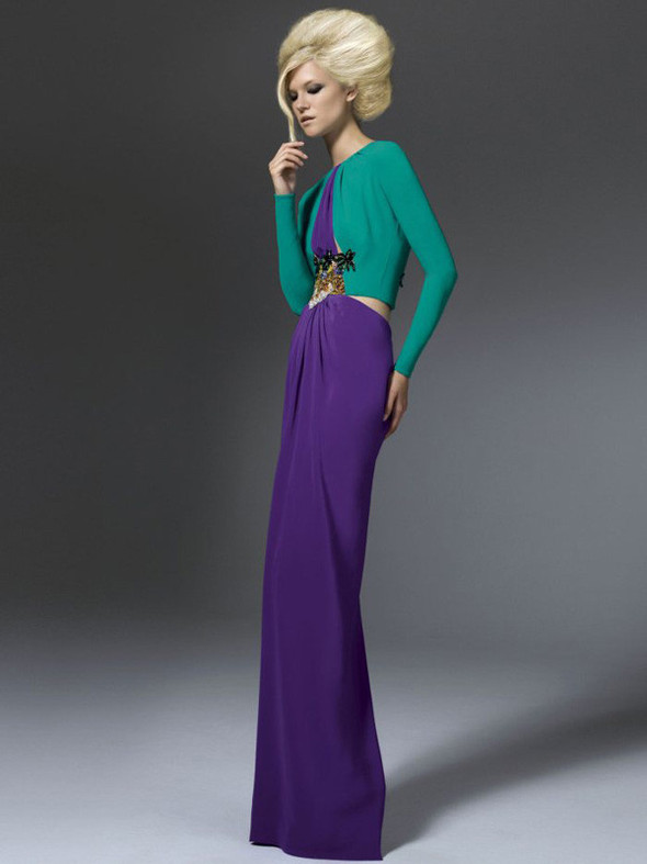 Лукбук: Atelier Versace FW 2011. Изображение № 3.