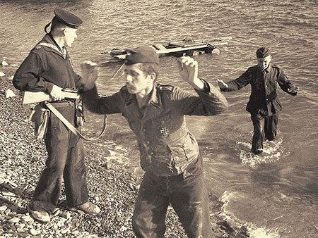 Евгений Халдей – знаменитый фоторепортер войны. Изображение № 23.