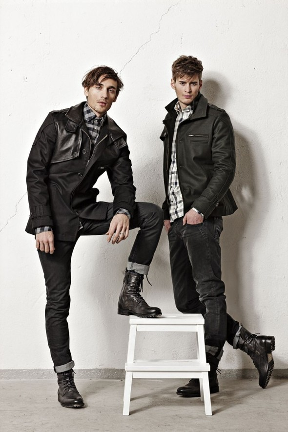 Johnny Love AutumnWinter 2011. Изображение № 27.